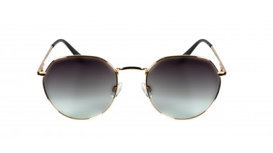 Check out the stylish VK Couture Sunglasses VKC02 Gold Black
