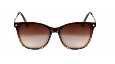 Check out the stylish VK Couture Sunglasses VKC05 Dark Tort Brown